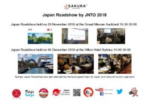 thumbnail of Activity Report Japan Roadshow Auckland and Sydney 2018