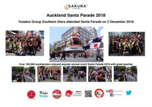 thumbnail of Activity Report Santa Parade 2018