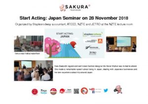 thumbnail of Activity Report Start Acting Japan